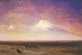 Mount Ararat | Aivazovsky | Painting Reproduction