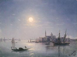 Venice | Aivazovsky | Painting Reproduction
