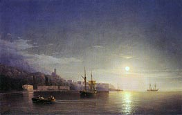 Yalta | Aivazovsky | Painting Reproduction