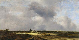 View of Naarden | Ruisdael | Gemälde Reproduktion