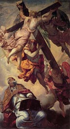 The Vision of St. Peter | Tintoretto | Painting Reproduction