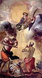 The Execution of St Paul | Tintoretto | Painting Reproduction
