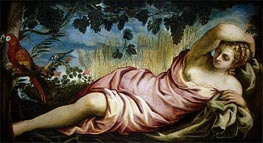 Summer | Tintoretto | Painting Reproduction