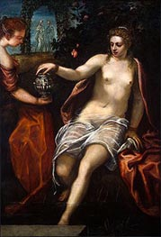 Susanna | Tintoretto | Painting Reproduction