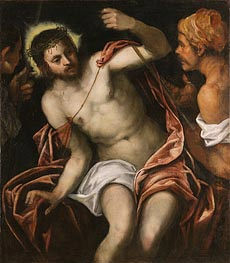 Christ Crowned with Thorns | Tintoretto | Painting Reproduction