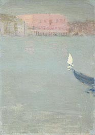 Prow of a Gondola, Venice | James Wilson Morrice | Painting Reproduction