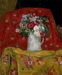 Flowers | James Wilson Morrice | Painting Reproduction