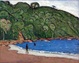 Landscape, Trinidad | James Wilson Morrice | Painting Reproduction
