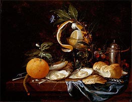 Still Life | de Heem | Painting Reproduction