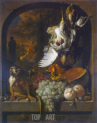 Still Life, undated | Jan Weenix | Gemälde Reproduktion