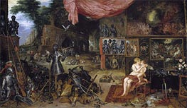 Touch, c.1617 by Jan Bruegel the Elder | Painting Reproduction