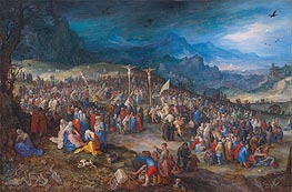 Calvary | Jan Bruegel the Elder | Gemälde Reproduktion