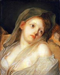 Innocence | Jean-Baptiste Greuze | Painting Reproduction
