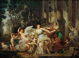 Innocence Swept Along by Love | Jean-Baptiste Greuze | Gemälde Reproduktion