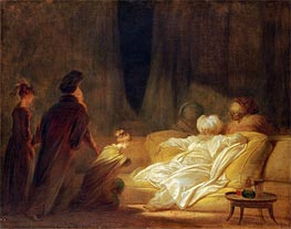 The Pasha | Fragonard | Painting Reproduction