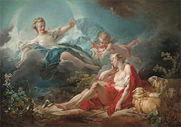 Diana and Endymion | Fragonard | Painting Reproduction