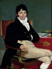Philibert Riviere | Ingres | Painting Reproduction