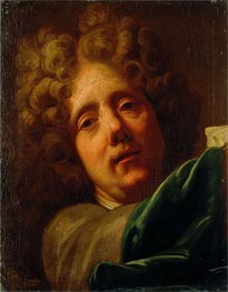 Self Portrait | Jean-Baptiste Jouvenet | Painting Reproduction