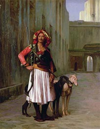 Arnaut of Cairo | Gerome | Painting Reproduction