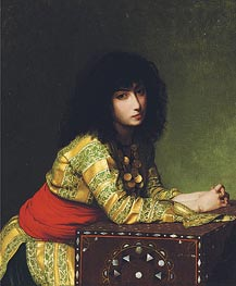 Egyptian Girl | Gerome | Painting Reproduction