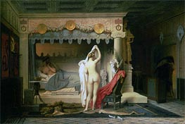 King Candaules | Gerome | Painting Reproduction