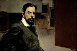 Self Portrait, 1904 by Sorolla y Bastida | Painting Reproduction
