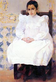 Maria, 1900 by Sorolla y Bastida | Painting Reproduction