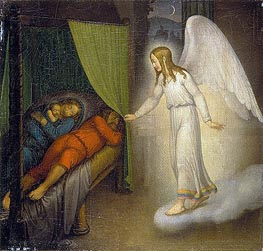 Joseph's Dream | Overbeck | Painting Reproduction