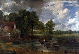 The Hay Wain, 1821 by Constable | Painting Reproduction