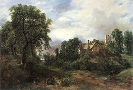 The Glebe Farm, undated by Constable | Painting Reproduction