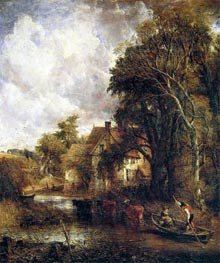 The Valley Farm | Constable | Painting Reproduction