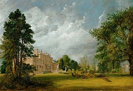 Malvern Hall | Constable | Gemälde Reproduktion