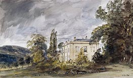 Bignor Park | Constable | Painting Reproduction
