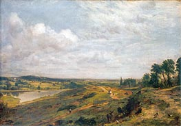 Hampstead Heath | Constable | Gemälde Reproduktion