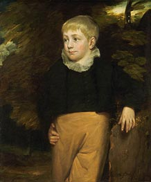 Portrait of Master Crosby | Constable | Painting Reproduction