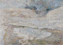 The Brook, Greenwich, Connecticut | John Henry Twachtman | Painting Reproduction