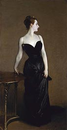 Madame X (Madame Pierre Gautreau) | Sargent | Painting Reproduction
