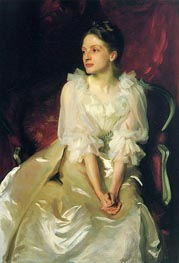 Miss Helen Duinham, 1892 by Sargent | Painting Reproduction
