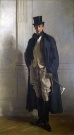 Lord Ribblesdale, 1902 by Sargent | Painting Reproduction
