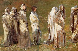 Cashmere | Sargent | Painting Reproduction