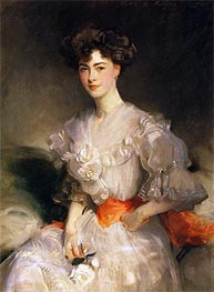 Maud Glen Coats, Duchess of Wellington | Sargent | Gemälde Reproduktion