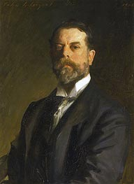 Self-Portrait, 1906 by Sargent | Painting Reproduction