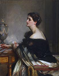 Portrait of Lady Eden | Sargent | Painting Reproduction