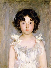 Mademoiselle Jourdain | Sargent | Painting Reproduction