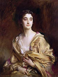 The Marchioness of Cholmondeley, 1989 von Sargent | Gemälde-Reproduktion
