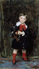 Robert de Cevrieux | Sargent | Painting Reproduction