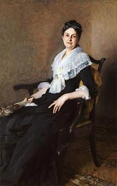 Elizabeth Allen Marquand | Sargent | Painting Reproduction