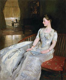 Mrs. Cecil Wade | Sargent | Painting Reproduction