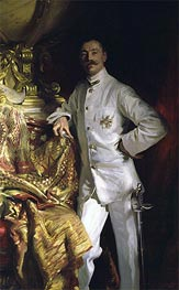 Sir Frank Swettenham | Sargent | Painting Reproduction