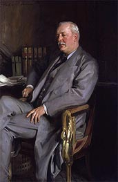 Evelyn Baring, 1st Earl of Cromer | Sargent | Painting Reproduction